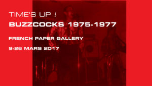 Time's Up: BUZZCOCKS 1975-1977