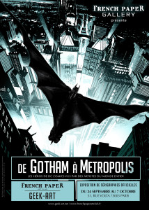 From Gotham to Metropolis (Official DC Comics Art Show)