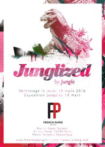 JUNGLIZED! – Exposition de l'artiste Jungle