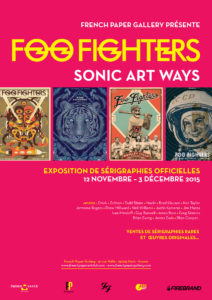 Sonic Art Ways | Foo Fighters