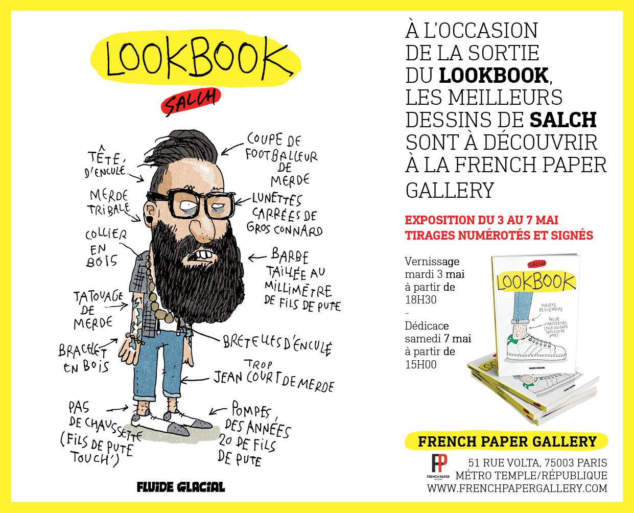 Lookbook de SALCH