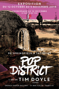 POP DISTRICT The Art Of Tim Doyle